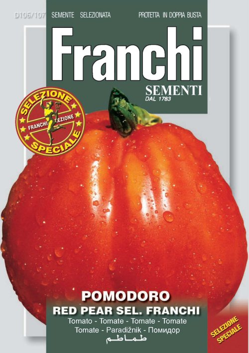 Red Pear Franchi F1