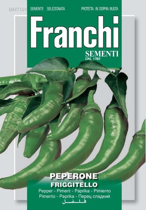 Piment Frigigitello